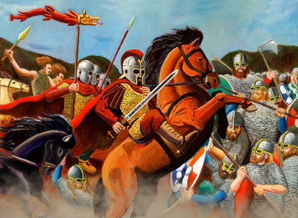 5th or 6th Century | The Battle of Badon