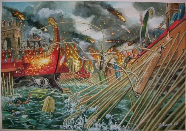 September 2nd, 31 BC | The Battle of Actium