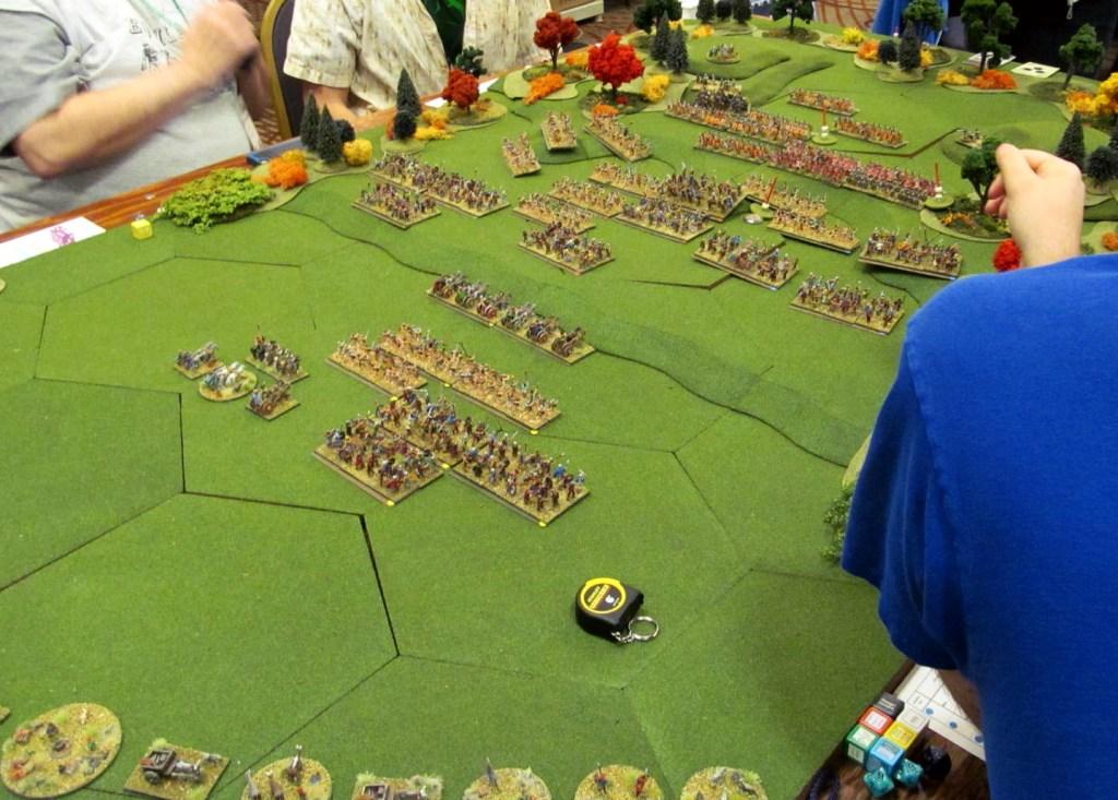 P1 - Boudica vs. Romans
