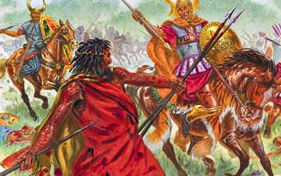 June 24, 217 BC | The Battle of Trasimene