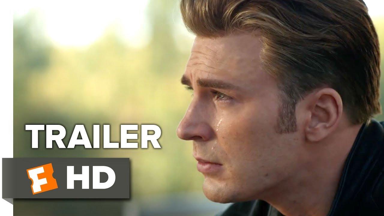 Avengers 4 Trailer cast