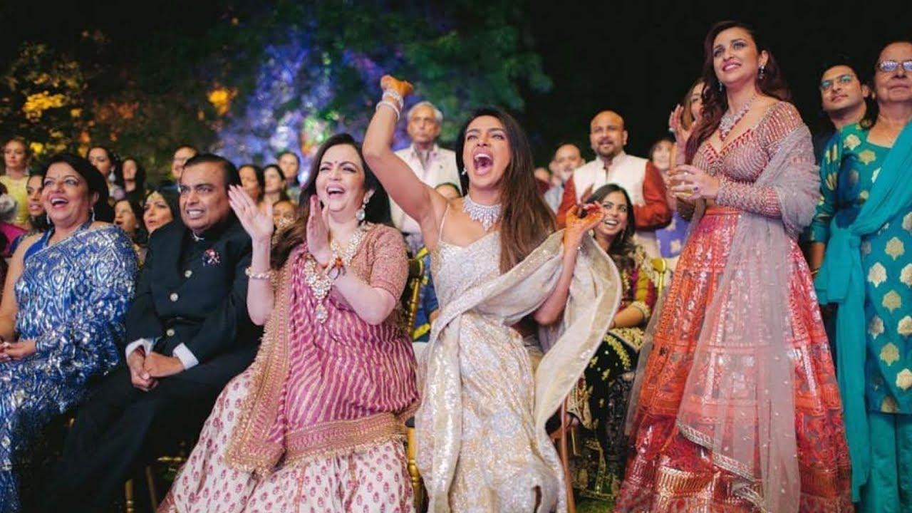 Priyanka Chopra Nick Jonas Inside Photos