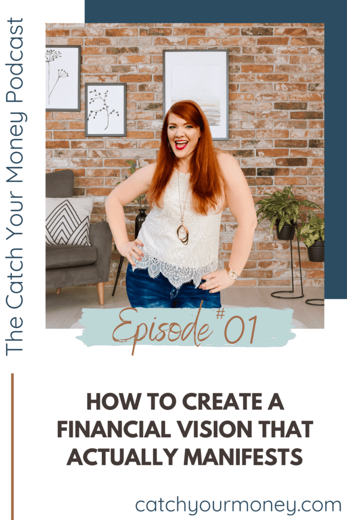 Laura shares why creating a financial vision board is not only powerful, but it's the key for you heading in the right direction toward financial freedom.
