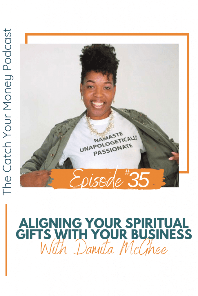 Are you where God wants you to be? Aligning your spiritual gifts with your business may be exactly what you need. Join Laura and Damita McGhee as they show you how!