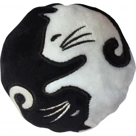 catnip filled cat toy