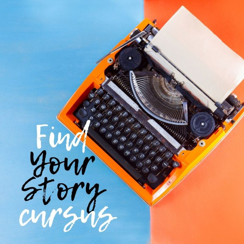 Find Your Story Cursus
