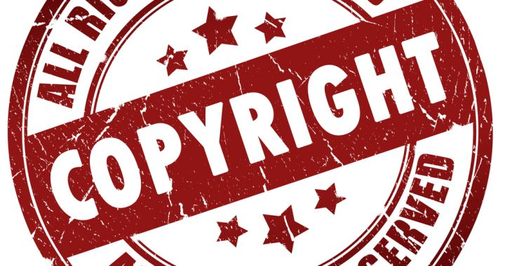 concerned about copyright a