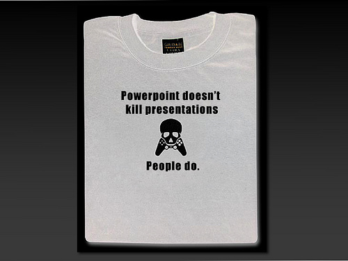 PowerPoint Does Not Kill