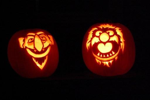 Jeff-o's awesome pumpkins