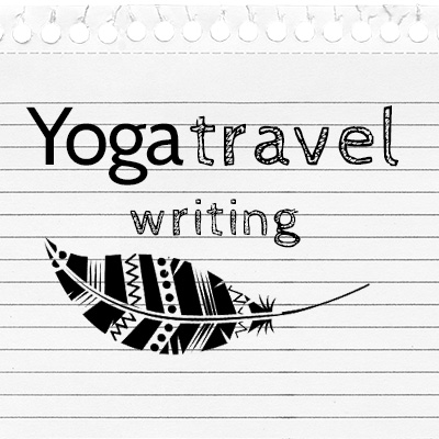yoga travel writing