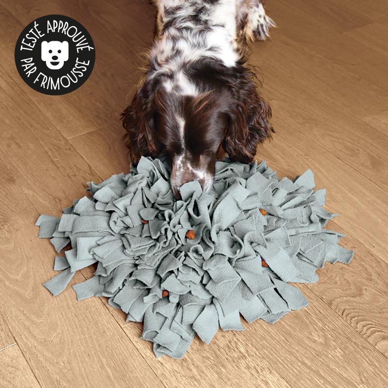 jouet alimentaire pour chien tapis de fouille a renifler snuffle mat
