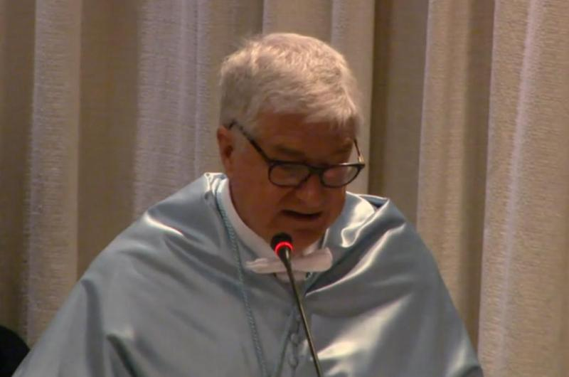 Discurso de investidura Joaquin Prats Cuevas