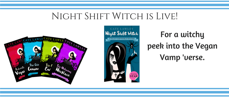 Night Shift Witch is Live!
