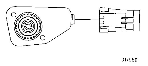 3116 and 3126 Truck Engines Throttle Position Sensor