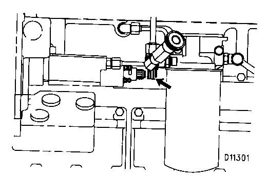 3116 and 3126 Truck Engines Fuel Priming Procedure