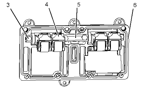 3116 and 3126 Truck Engines Lifter Group