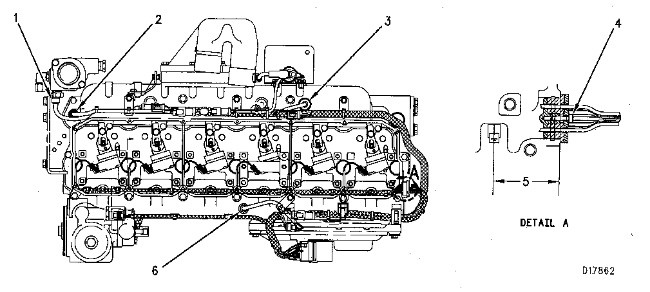3100 HEUI Engine Harness Wiring Diagram