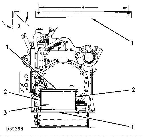 3100 HEUI Truck Engine Installation General Description