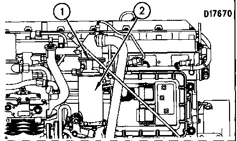 3116 and 3126 HEUI Truck Engines Fuel System