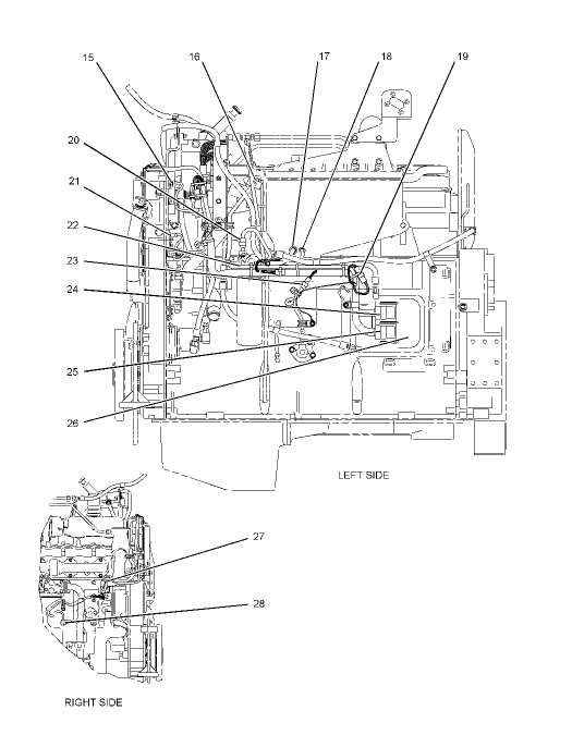 3176C, 3406E and 3456 Industrial Engines Troubleshooting