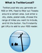 TwitterLocal: scopri chi usa Twitter (magari sul tuo pianerottolo!)