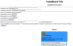 TweetBoards: Twitter per gruppi di utenti