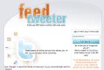 FeedTweeter: postare da Plurk su Twitter