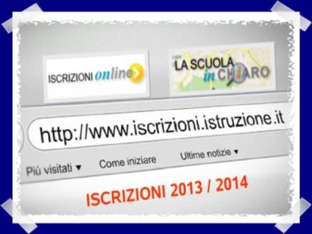 IscrizioniOnLine 2013-14