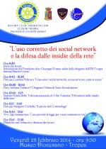 L'uso corretto dei social network e la difesa dalle insidie della rete