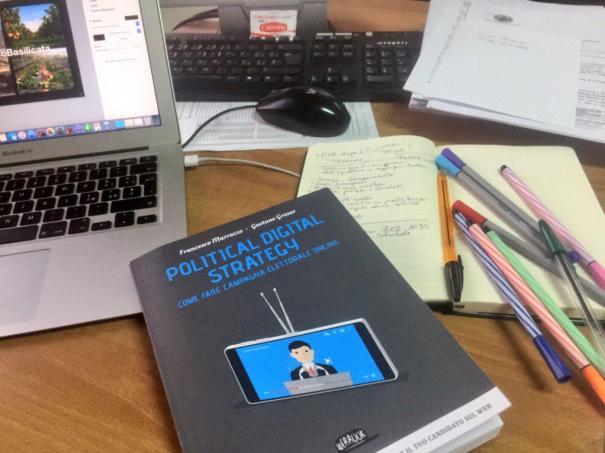 Political Digital Strategy – Comunicazione politica ai tempi del social web