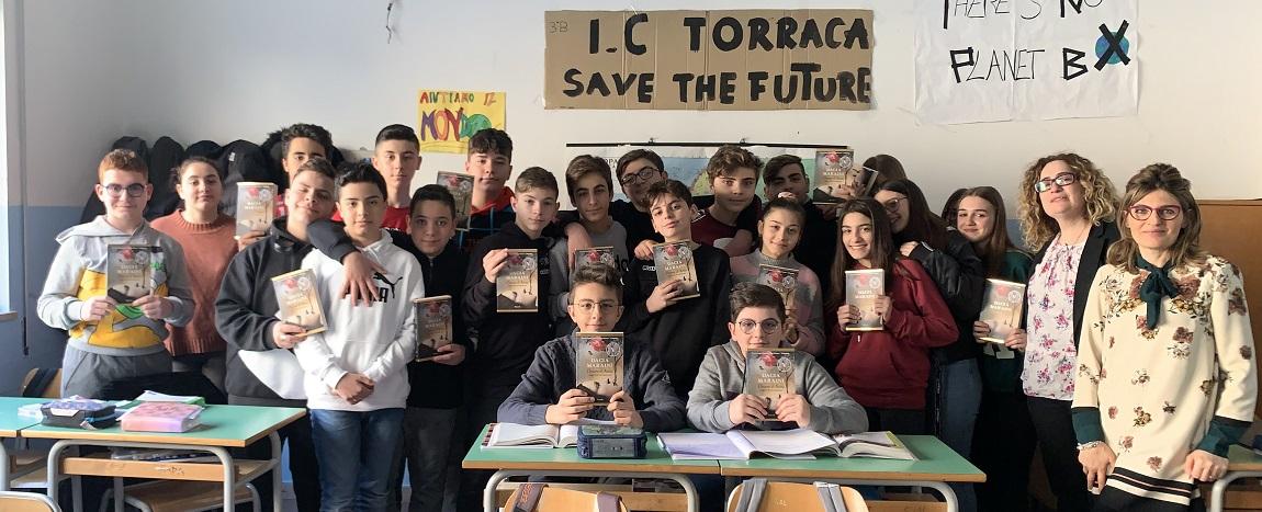 """Dacia Maraini presenta il libro """"Chiara di Assisi. Elogio della disobbedienza"""" all'Istituto Torraca di Matera"""