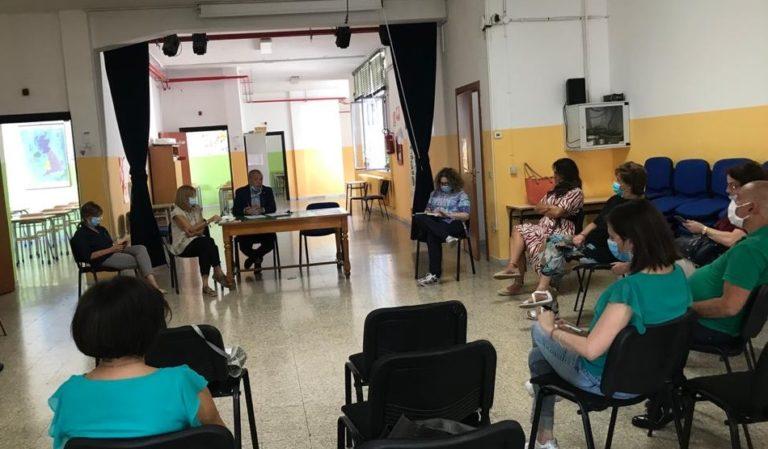 Riapertura scuola: a Matera incontro con dirigenti scolastici e medici pediatri