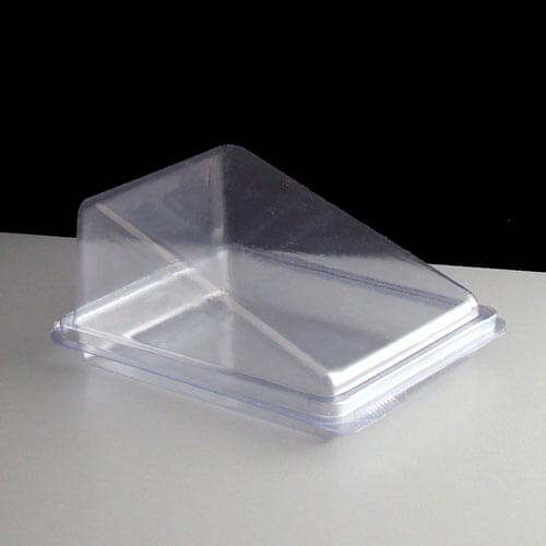 Plastic Cake Containers