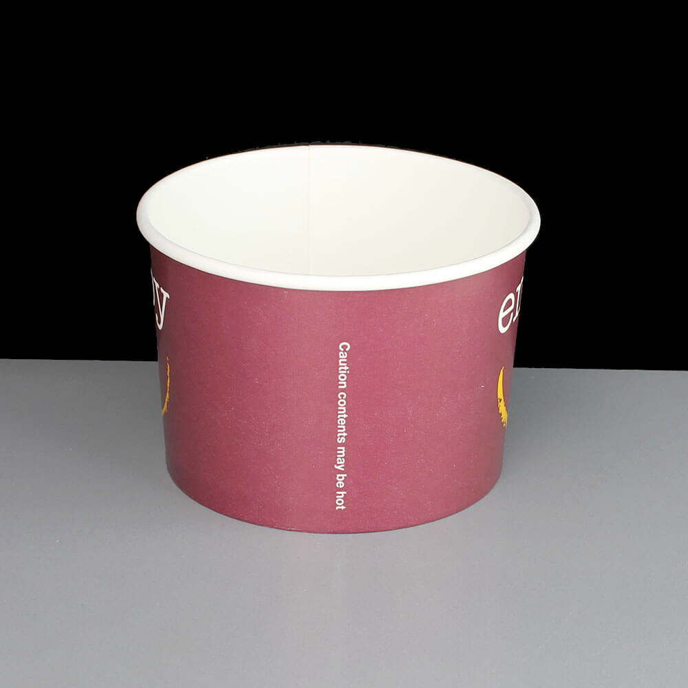 16oz Enjoy Hot and Cold Food Container and Lid