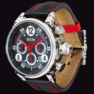 A sample of one of the famous BRM watches.