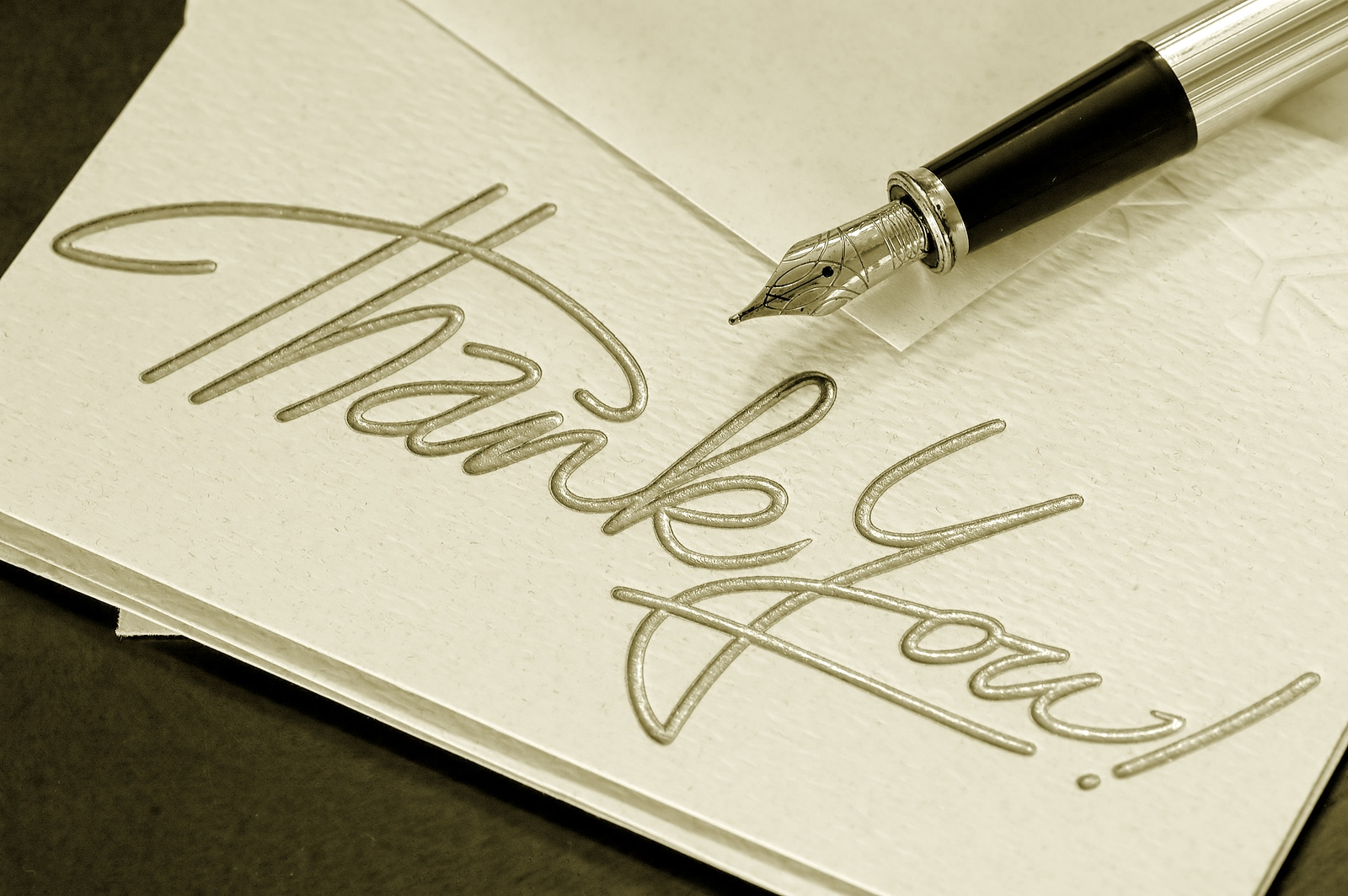 Writing Great Wedding Thank You Notes | Raleigh Caterers
