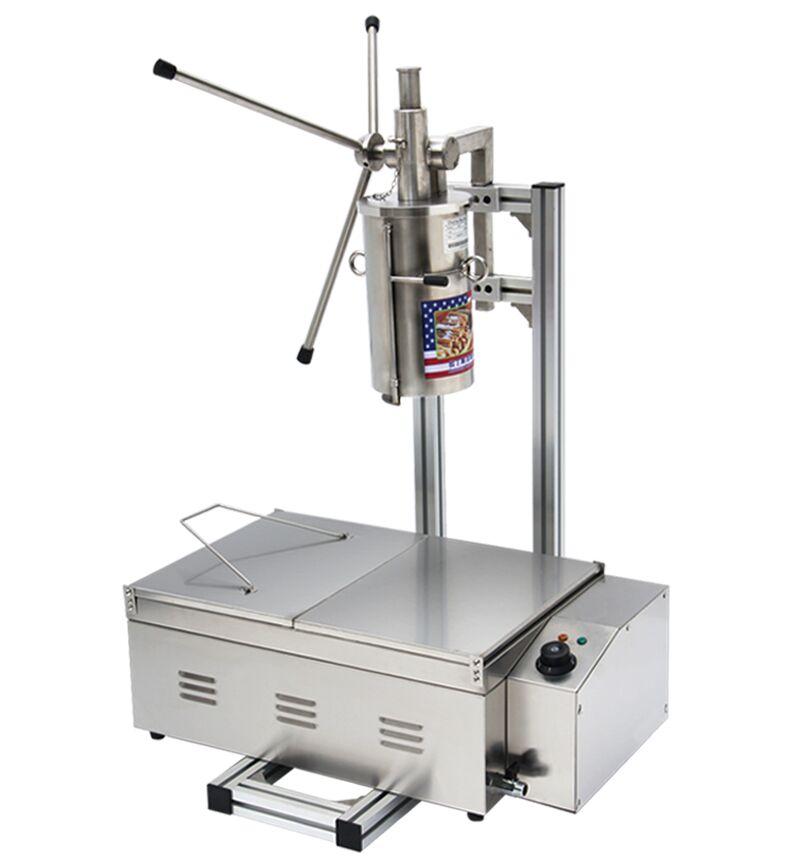 Chocolate Waffle Making Machine