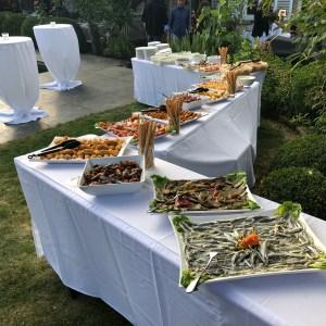 spanisches Catering Antipasti