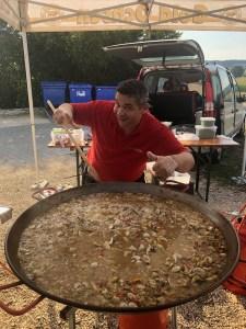 Claudio Paella Catering