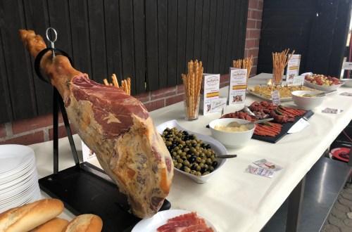 Spanisches Catering Sommerfest