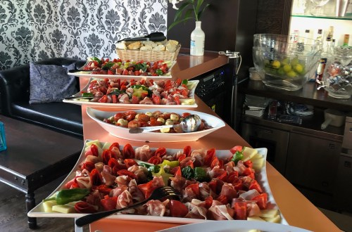 Tapas Catering Recipe Bar