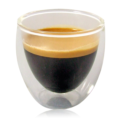 Espresso Dual-Wall Glass - 75ml