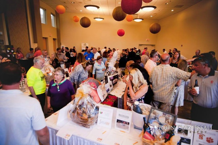 foodies silent auction