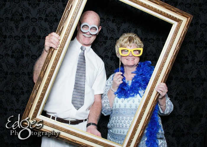 Quirk Wedding Photobooth