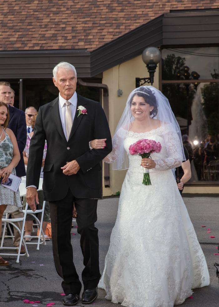 Quirk Wedding Ceremony
