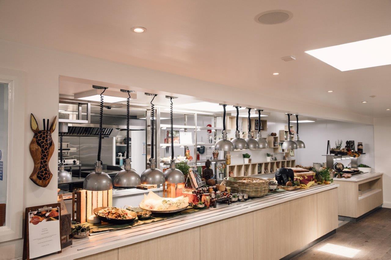 Beacon School  Catering Design Group