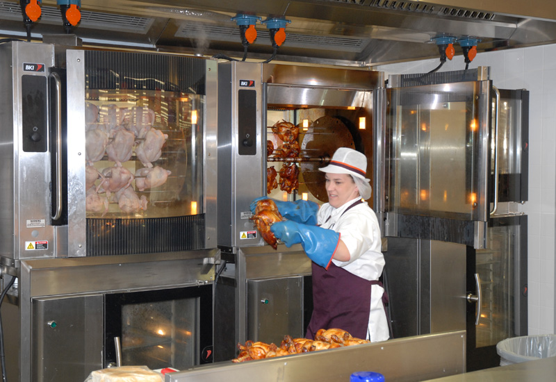 Catering Insight  Sainsburys new kitchen concept