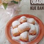 Resep Odading / Kue Bantal Anti Gagal