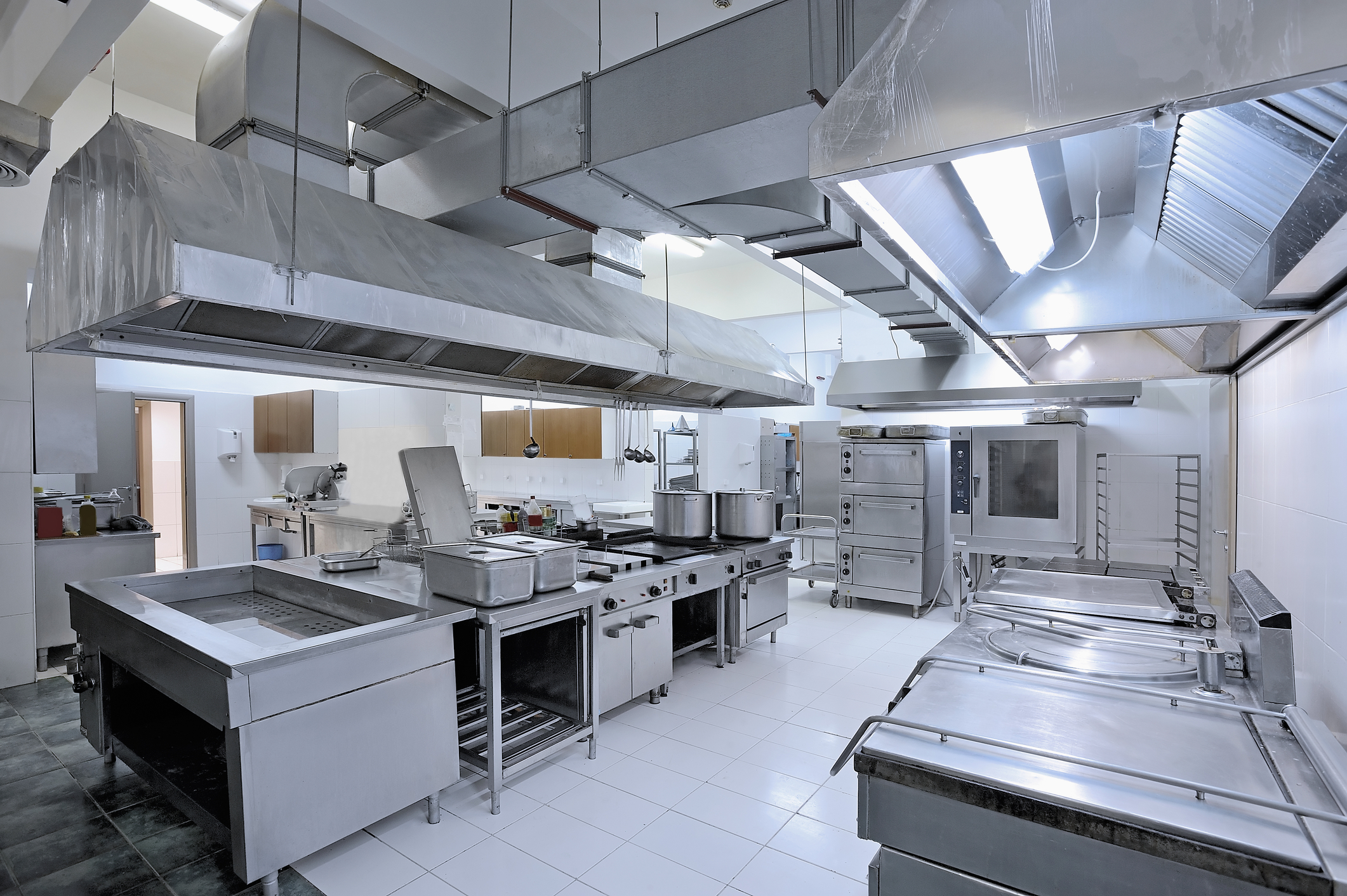 Commercial Kitchen Design  Best 5 Important Things You