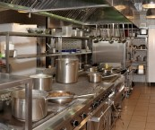 small commercial kitchens